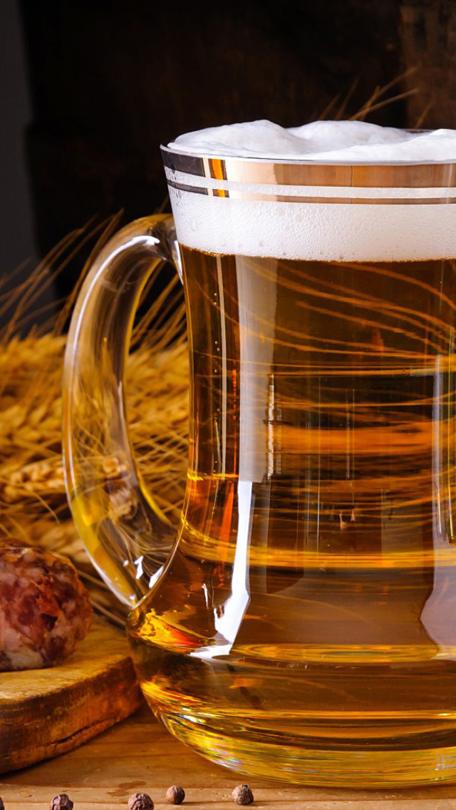 Screenshot №1 pro téma Beer from Homebrewing 640x1136