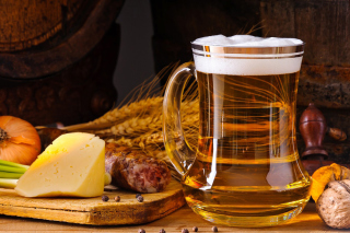 Beer from Homebrewing Background for Android, iPhone and iPad