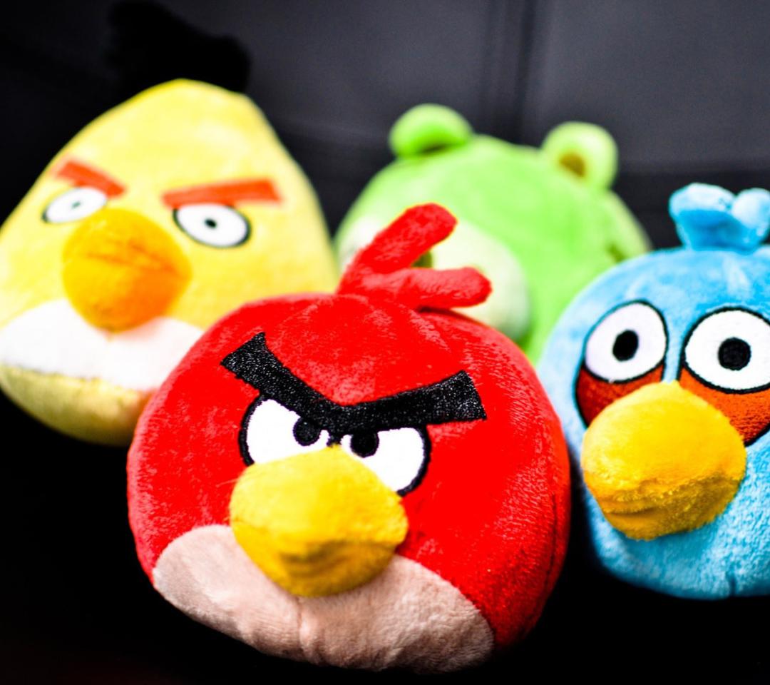 Angry Birds Plush Toy para Motorola Photon 4G