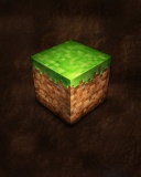 Screenshot №1 pro téma Minecraft Cover 128x160