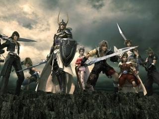 Final Fantasy Stars para LG 900g