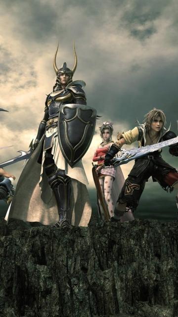 Final Fantasy Stars for Nokia C5-05
