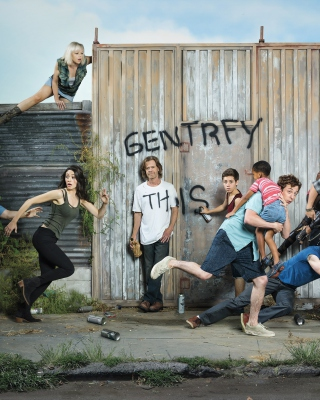 Free Shameless Season 6 Picture for HTC Titan