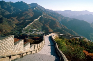 Great Wall Of China Wallpaper for Android, iPhone and iPad