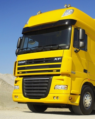 Free DAF XF Picture for Nokia C-5 5MP