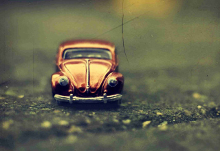 Volkswagen Beetle Wallpaper for Desktop 1280x720 HDTV
