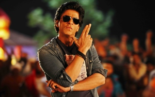 Shah Rukh Khan Chennai Express 2013 Picture for Sony Xperia M