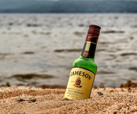 Screenshot №1 pro téma Jameson Irish Whiskey 480x400