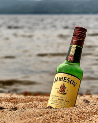 Jameson Irish Whiskey Background for Nokia C2-05