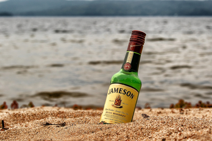 Screenshot №1 pro téma Jameson Irish Whiskey
