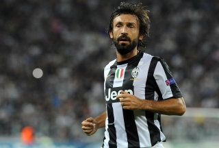 Pirlo, Juventus Wallpaper for Android, iPhone and iPad