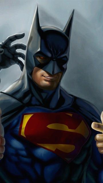 Super Batman for Nokia N8