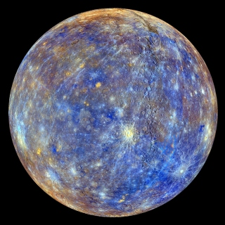 Free Mercury Planet Picture for iPad 3
