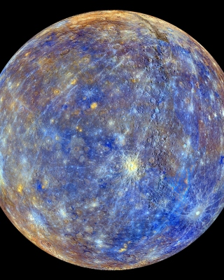 Free Mercury Planet Picture for Nokia Asha 310