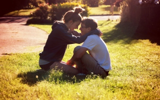 Young Love Picture for Android, iPhone and iPad