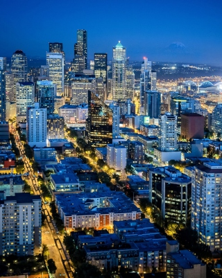 Seattle, Washington sfondi gratuiti per Nokia X3-02