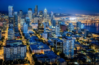 Seattle, Washington Wallpaper for Android, iPhone and iPad