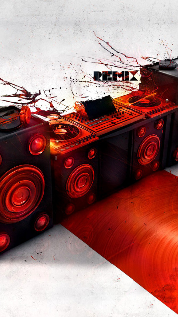 Screenshot №1 pro téma Powered DJ Speakers 360x640