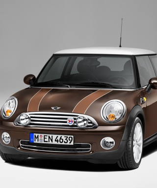 Обои Mini Cooper 50 Mayfair для 750x1334