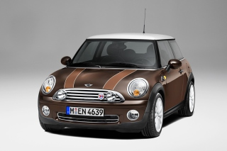 Mini Cooper 50 Mayfair Background for Android, iPhone and iPad