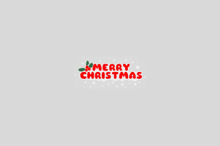 Merry Christmas Greeting Background for Android, iPhone and iPad