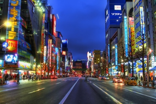 Tokyo Wallpaper for Android, iPhone and iPad