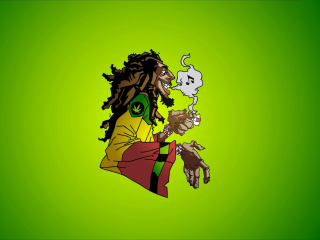 Bob Marley para Nokia Asha 201