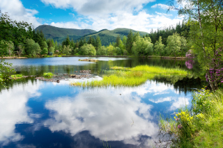 Scotland Landscape Picture for Android, iPhone and iPad