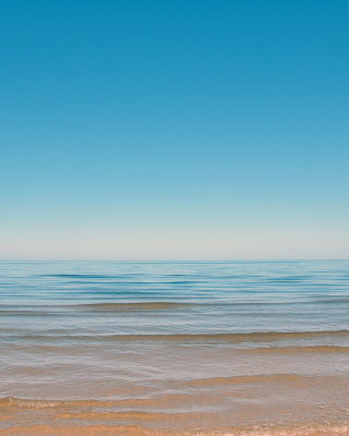 Jurmala Baltic Sea Wallpaper for 176x220