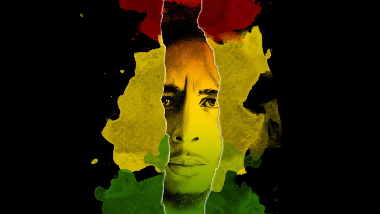 Bob Marley wallpaper 1280x720