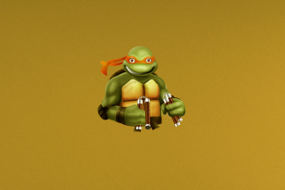 Free Ninja Turtle Picture for Android, iPhone and iPad