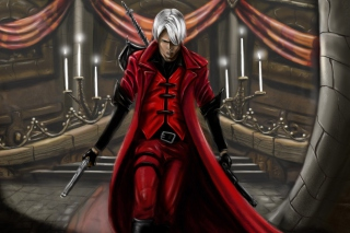 Devil may cry Dante papel de parede para celular