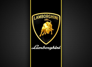 Lamborghini Logo Picture for Android, iPhone and iPad