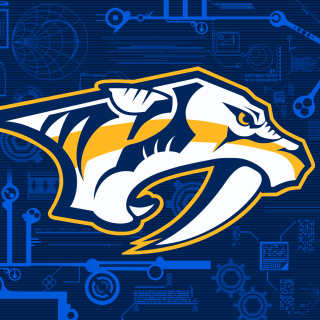 Nashville Predators Wallpaper Background for iPad 3