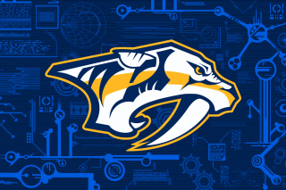 Nashville Predators Wallpaper Background for Android 1200x1024