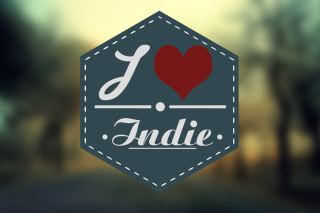 Indie Music Background for Android, iPhone and iPad