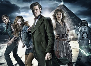 Free Doctor Who Picture for Android, iPhone and iPad