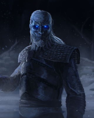 White Walkers Wallpaper for iPhone 6 Plus