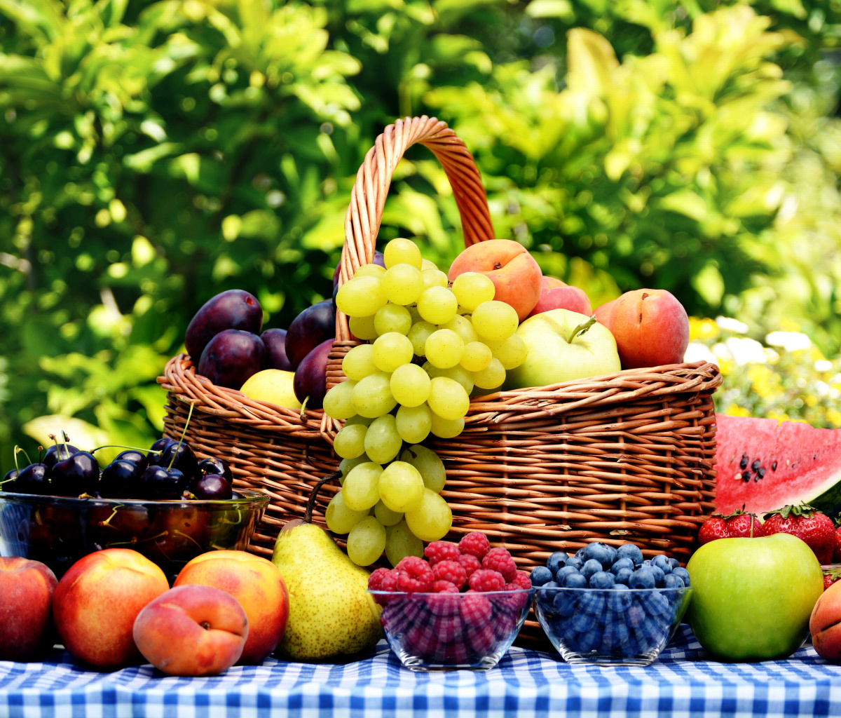 Screenshot №1 pro téma Organic Fruit Gift Basket 1200x1024