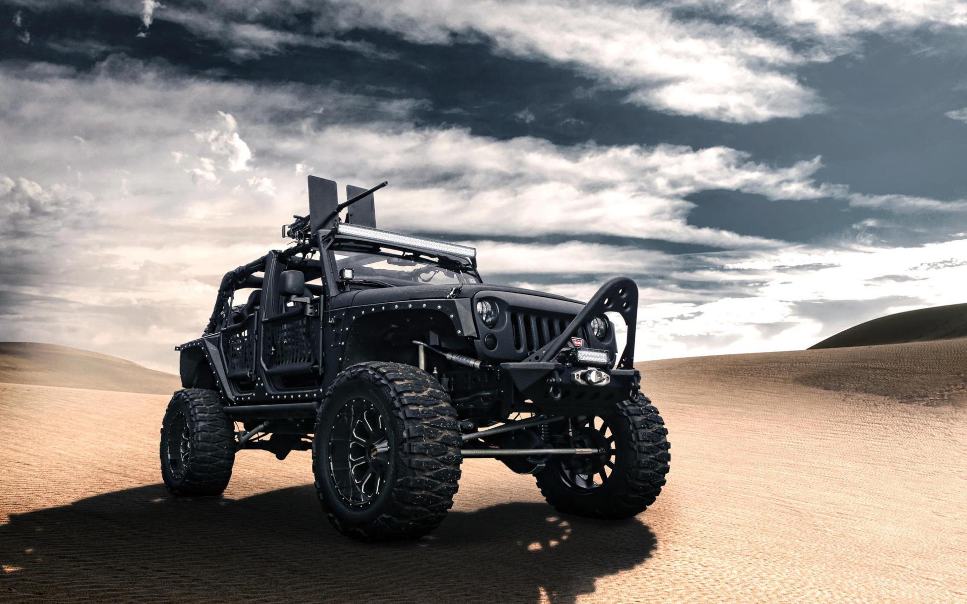 Jeep Jk Rubicon Modif Autos Post