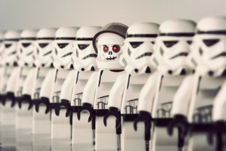 Free Star Wars Lego Picture for Sony Xperia M