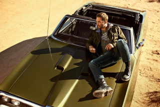 Paul Walker Background for Android, iPhone and iPad