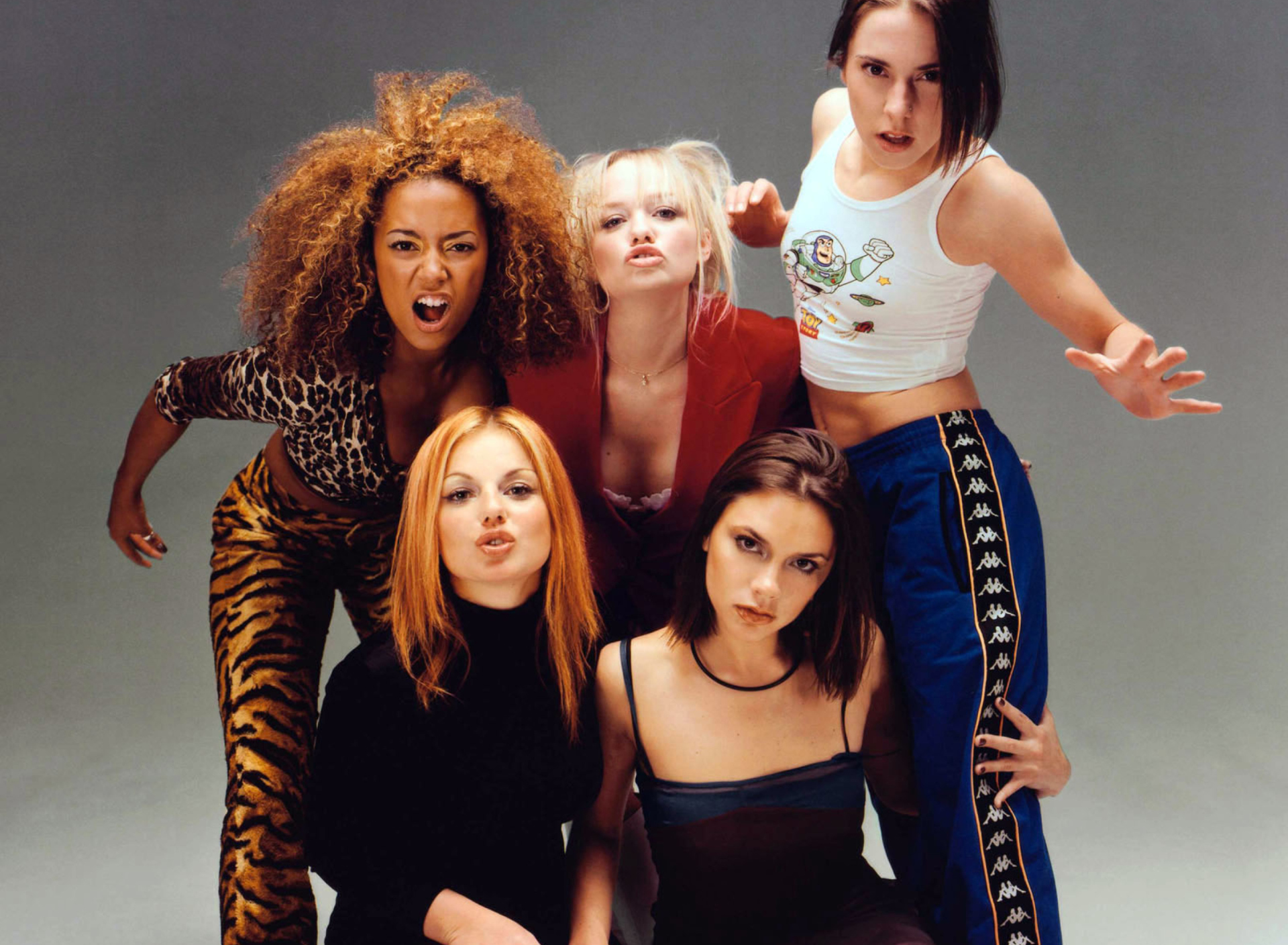 Screenshot №1 pro téma Spice Girls Background 1920x1408