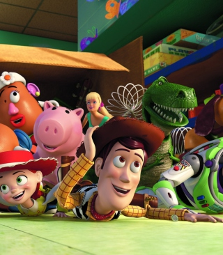 Disney - Toy Story 3 sfondi gratuiti per iPhone 4S