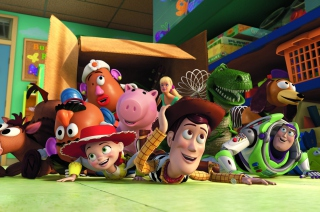 Disney - Toy Story 3 Wallpaper for Android, iPhone and iPad
