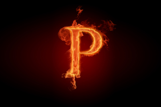 Letter P Wallpaper for Android, iPhone and iPad