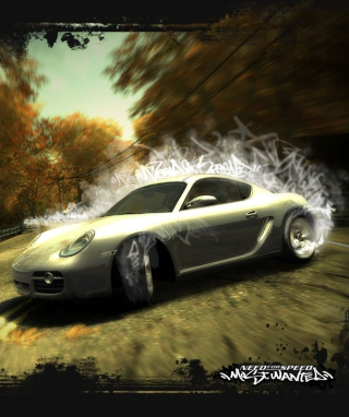 Need For Speed Most Wanted - Obrázkek zdarma pro Nokia Asha 502