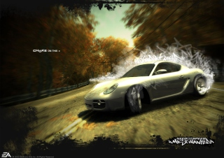 Need For Speed Most Wanted - Obrázkek zdarma pro Samsung Galaxy S6