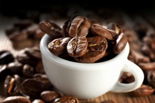 Arabica Coffee Beans Wallpaper for Android, iPhone and iPad