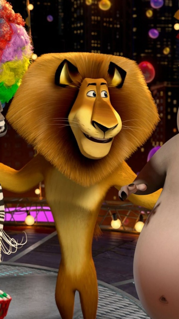 2012 Madagascar 3 screenshot #1